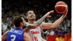 La mejor España tumba a Italia y ya está en cuartos de final