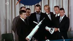 Clip avance de 'La historia de la NASA'