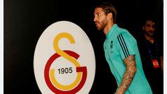"Sergio Ramos: ""Zidane está curado de espanto"""