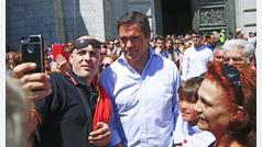 """Los Franco amenazan con denunciar al Gobierno por """"profanación de tumbas"""""""