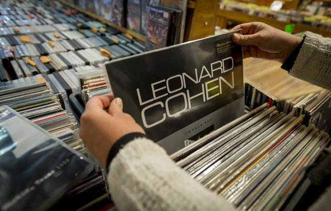 Muere Leonard Cohen, el poeta de la música