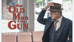 'The Old Man and the Gun', la última película de Robert Redford