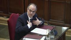 """Jordi Turull argumenta que antepuso el """"compromiso con los ciudadanos de Cataluña"""" al Constitucional"""