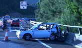 Investigan como posible violencia machista un grave accidente ocurrido...