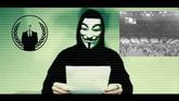 El colectivo Anonymous amenaza al Estado Islámico por los atentados...