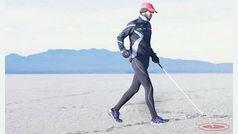 Cumple el sueño de su vida: recorrer el salar de Uyuni antes de quedarse ciego