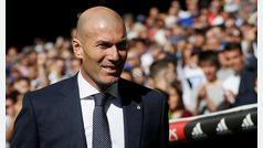 "Zidane: ""Voy a contar con todos"""