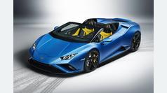Lamborghini Huracan EVO RWD Spyder: fuerza de la naturaleza