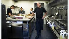 Bittor Arginzoniz, el parrillero vasco del tercer mejor restaurante del mundo