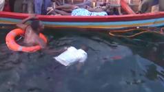 Más de un centenar de muertos al naufragar un ferri con más de 300 pasajeros en Tanzania