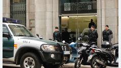 Operación de la Guardia Civil contra la corrupción en la licitación de contratos de la Generalitat