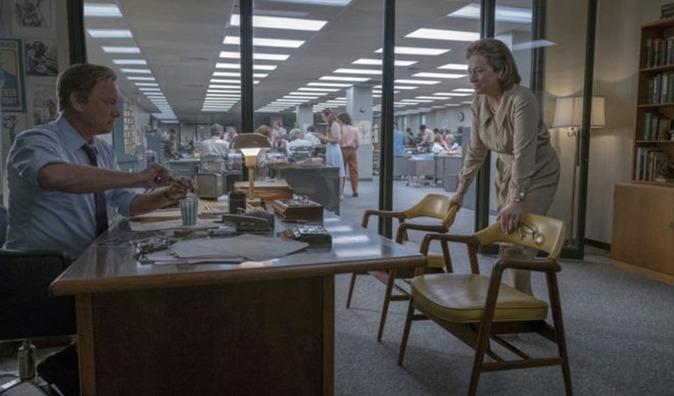 Tráiler de 'Los archivos del Pentágono', de Steven Spielberg.