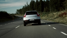 XC40 Recharge: así es el primer Volvo eléctrico