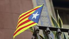 Una estelada irrumpe en un vídeo de Microsoft sobre un Congreso en Barcelona