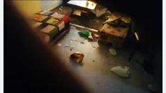 Así es el piso okupa donde presuntamente 'La Manada' de Manresa ha violado a una menor