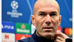 Zidane evita hablar de Tsunami Democràtic: ?Yo no sé nada de eso?