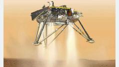 El complicado amartizaje del robot ?Insight? en Marte
