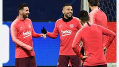 Valverde: ?No vamos a correr ningún riesgo con Messi?
