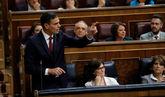 Rivera lleva al Congreso las dudas sobre la tesis doctoral de Sánchez