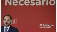 """Ábalos: """"A Ciudadanos le cuesta menos pactar con la ultraderecha que con la socialdemocracia"""""""