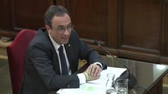 """Josep Rull: """"No se gastó ni un euro público en la realización del referéndum"""""""