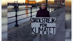 Una niña de 15 años, protagonista de la cumbre del clima de Polonia