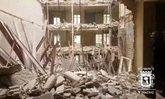 Dos obreros desaparecidos tras derrumbarse un edificio de lujo en...
