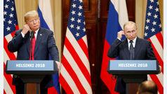 """Trump no ve """"ningún motivo"""" por el que Rusia podría ?haber cometido alguna injerencia?"""
