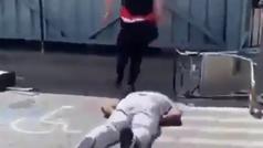 El guardaespaldas del rapero Future sufre una brutal agresión en el aeropuerto de Ibiza