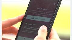 Así es la aplicación de móvil que denuncia agresiones sexuales al momento