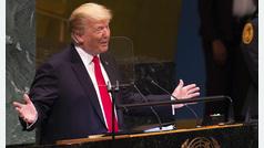 Intento fallido de Trump al presumir en la ONU: 'No esperaba esta reacción'