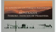 El sonido de los Parques Nacionales: Monfragüe