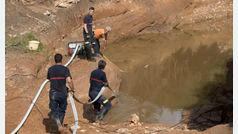 Hallan el cadáver de Arthur, el niño desaparecido en las inundaciones de Mallorca