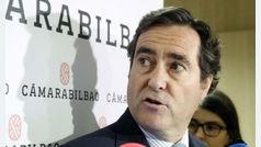 """Antonio Garamendi (CEOE): """"Si el Gobierno quiere hacer una reforma laboral, que vaya al Congreso"""""""