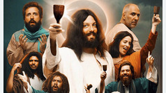 """""""La primera tentación de Cristo"""", la serie de Netflix prohibida por la justicia Brasileña"""