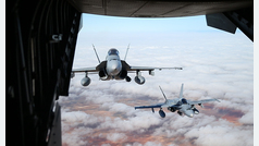 'Eagle Eye', el espectacular ejercicio que integra a los tres ejércitos