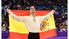 Javier Fernández anuncia su retirada