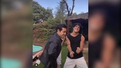 El vídeo y baile viral de los hermanos Casas