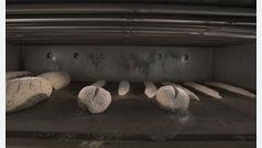 Recetas sencillas: pan artesano con pasas y nueves