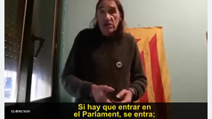 El fundador de Terra Lliure llama a tomar las calles el 21D