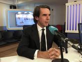 Aznar lamenta que legara a Rajoy un centro derecha unido y ahora esté...