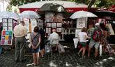 Artistas de la bohemia Montmartre plantean irse por culpa de las...