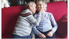 Muere la anciana a la que su marido dedicó serenatas cuando estaba en el hospital en plena pandemia
