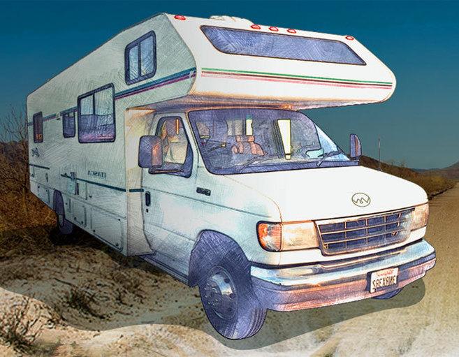 ¿Qué tiene esta caravana para que cuatro jóvenes con prometedoras carreras lo hayan dejado todo?