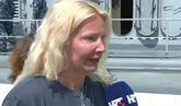 Una mujer, rescatada después de pasar 10 horas en el mar Adriático...