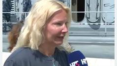 Una mujer, rescatada después de pasar 10 horas en el mar Adriático tras caerse de un crucero