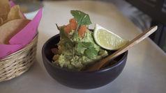 Recetas sencillas y saludables: guacamole