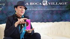 Entrevista a Rossy de Palma en la 080 Barcelona Fashion