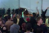 Atacan a la Policia en las fiestas de Arganda