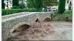 Mallorca vuelve a sufrir inundaciones después de la riada mortal de Sant Llorenç